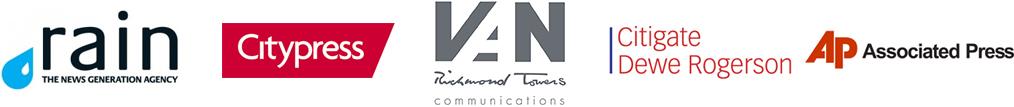 Press & PR Agency Client Logos