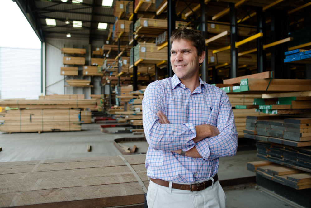 Staff Photography for James Latham Timber