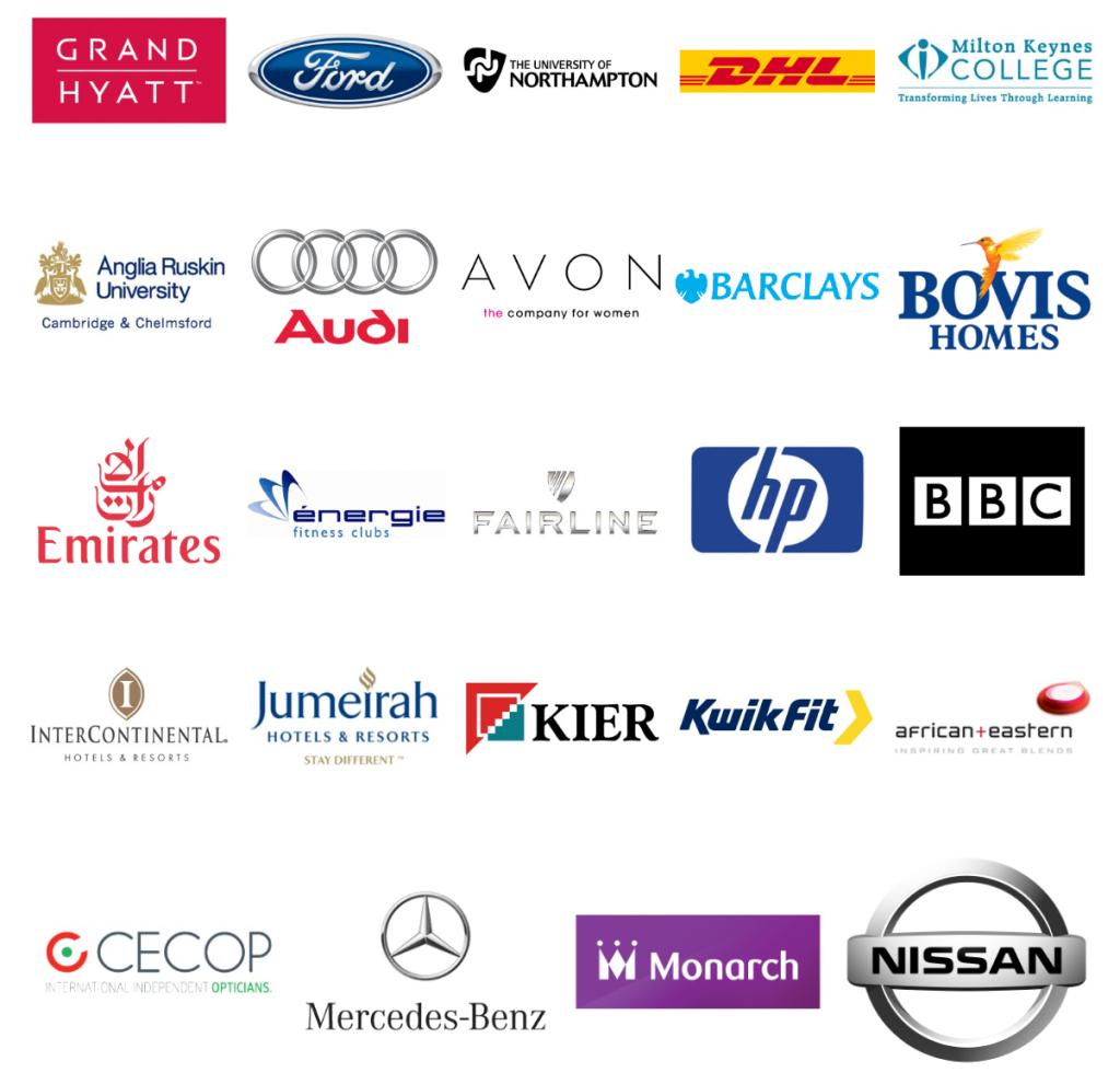 Headshot Co. Client List