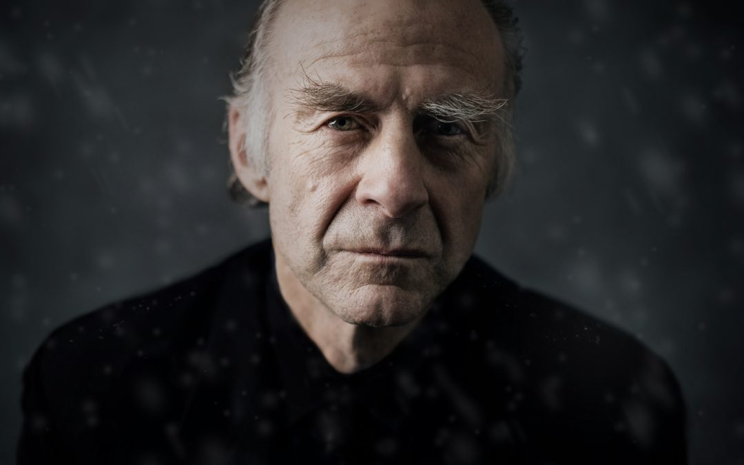 Headshot of Sir Ranulph Fiennes