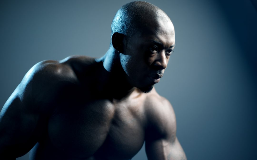 London Based Fitness Instructor Photography